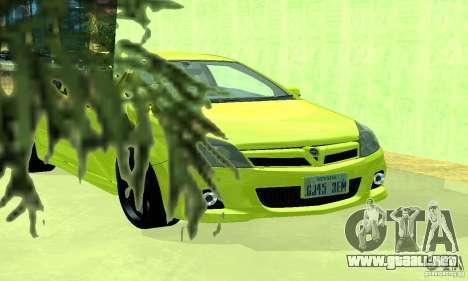 Opel Astra GTS para la visión correcta GTA San Andreas