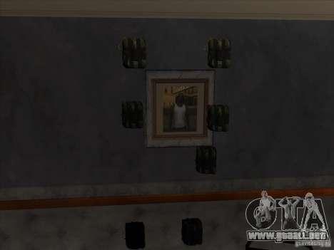 Explosivo C4 para GTA San Andreas segunda pantalla