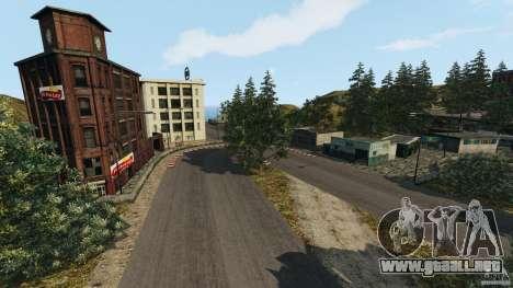 BangBang Town Race para GTA 4 adelante de pantalla