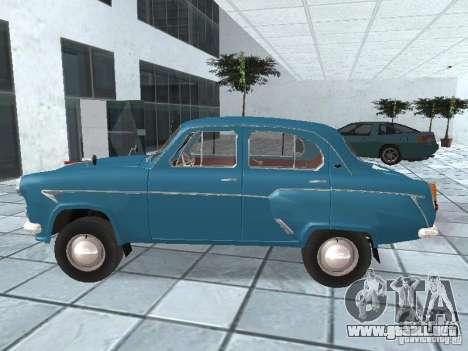 Moskvich 403 para GTA San Andreas left