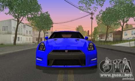 ENBSeries by dyu6 Low Edition para GTA San Andreas sexta pantalla