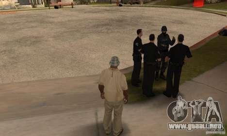 Cop Homies para GTA San Andreas