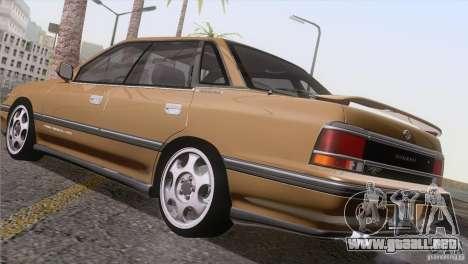Subaru Legacy RS para la vista superior GTA San Andreas