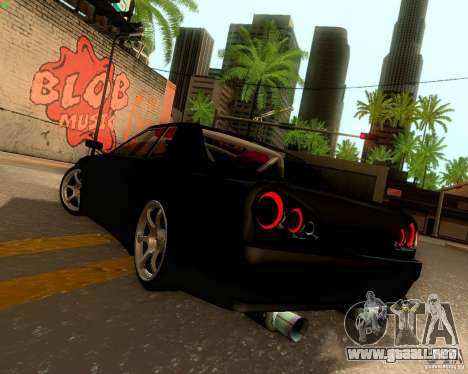 Elegy Drift Korch para vista lateral GTA San Andreas
