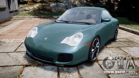Porsche 911 (996) Carrera 4S para GTA 4