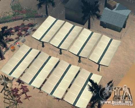 Modern Bone Country para GTA San Andreas quinta pantalla