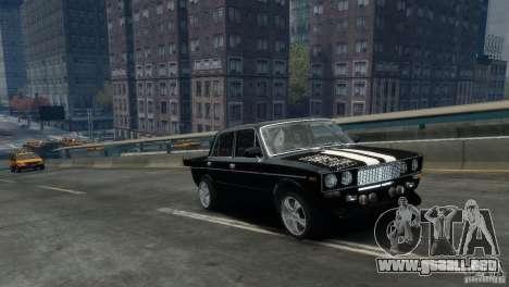 2106 Vaz para GTA 4 visión correcta