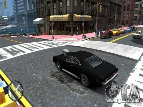 Road Textures (Pink Pavement version) para GTA 4 novena de pantalla