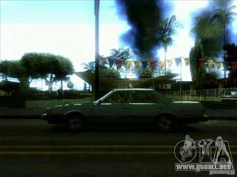 Un taxi desde dri3r para GTA San Andreas left