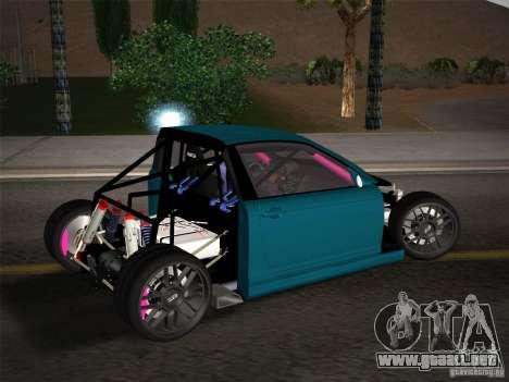 BMW E46 Drift II para GTA San Andreas interior