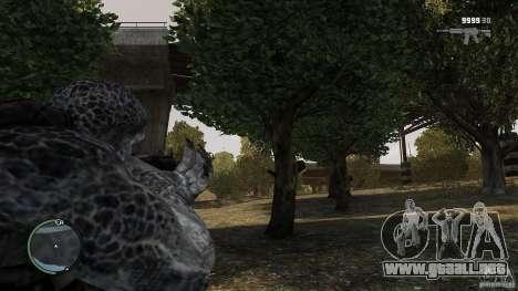 Gears Of War Grunt v1.0 para GTA 4 tercera pantalla