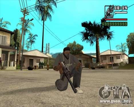 Millenias Weapon Pack para GTA San Andreas undécima de pantalla