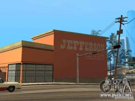 Moteles nuevos para GTA San Andreas