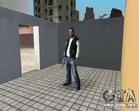 Luis Lopez para GTA Vice City sucesivamente de pantalla