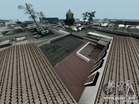 Setan ENBSeries para GTA San Andreas quinta pantalla
