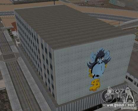Real New Vegas v1 para GTA San Andreas séptima pantalla