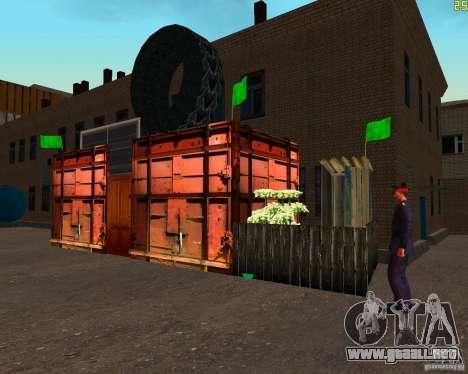 Casa en Anaheim para GTA San Andreas segunda pantalla