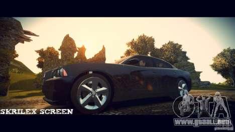 HD Dirt texture para GTA 4 segundos de pantalla