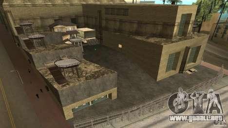 Compra de la propia base para GTA San Andreas