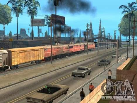 3TÈ10M-1199 para la visión correcta GTA San Andreas