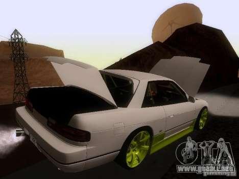 Nissan Silvia S13 Drift Style para las ruedas de GTA San Andreas