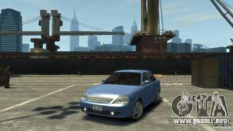 Lada Priora para GTA 4