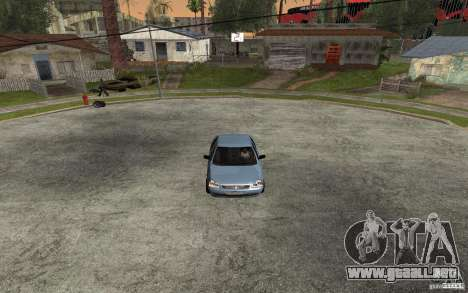 LADA priora luz tuning para GTA San Andreas left