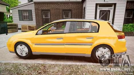 Opel Signum 1.9 CDTi 2005 para GTA 4 left