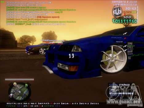 Eloras Realistic Graphics Edit para GTA San Andreas novena de pantalla