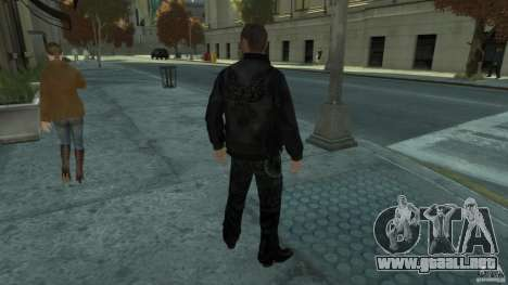 Metal Clothes Pack para GTA 4 tercera pantalla