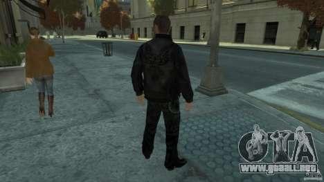 Metal Clothes Pack para GTA 4 tercera pantalla
