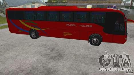 Rural Tours 956 para GTA San Andreas left