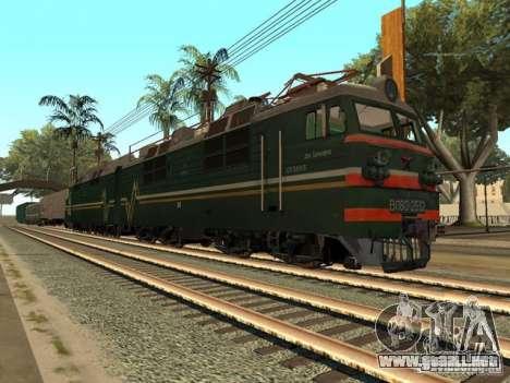 Vl80s-2532 para GTA San Andreas
