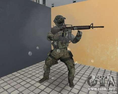 Escarcha de CoD MW3 para GTA Vice City quinta pantalla