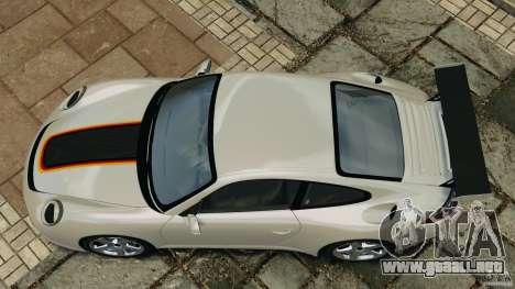 RUF RT12R 2011 para GTA 4 visión correcta