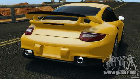 Porsche 911 GT2 RS 2012 v1.0 para GTA 4 Vista posterior izquierda
