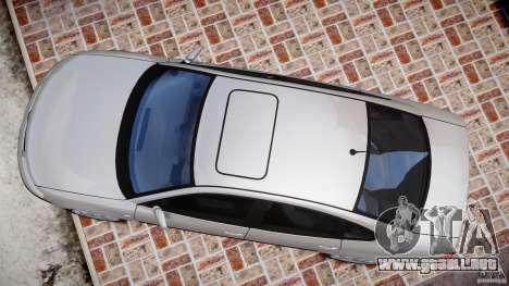 Volkswagen Passat B5 para GTA 4 visión correcta