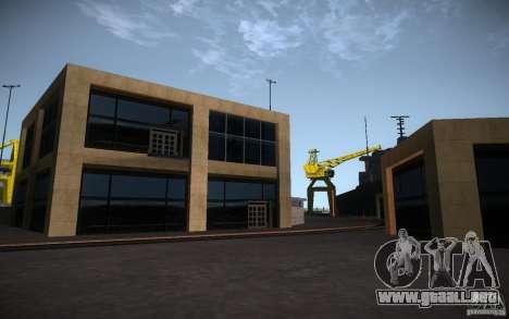 San Fierro Re-Textured para GTA San Andreas undécima de pantalla