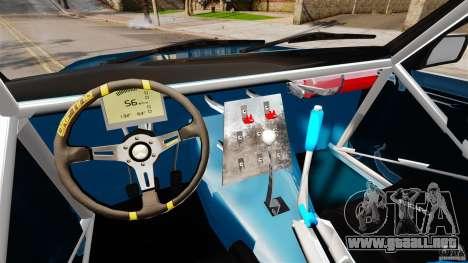 BMW E30 V8 Drift para GTA 4 visión correcta