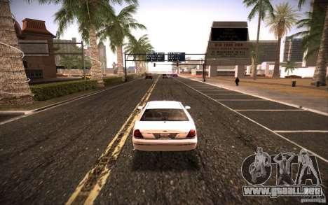 SA Illusion-S V1.0 SAMP Edition para GTA San Andreas séptima pantalla