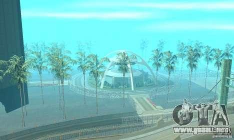 Drift City para GTA San Andreas sucesivamente de pantalla