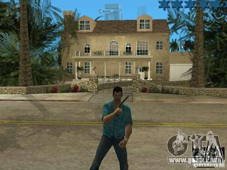 Tommy estándar en HD para GTA Vice City tercera pantalla