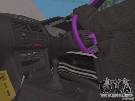 Nissan Silvia S14 Zenki para la visión correcta GTA San Andreas
