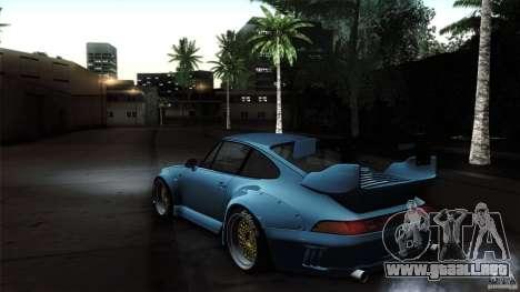 Porsche 993 RWB para la visión correcta GTA San Andreas