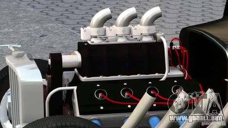 Custom Hot Rod 1933 para GTA 4 left