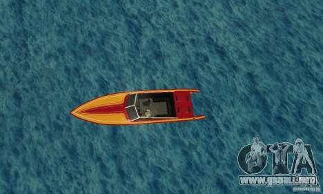 GTAIV Jetmax para la visión correcta GTA San Andreas
