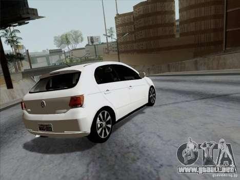 Volkswagen Golf G6 v3 para GTA San Andreas left