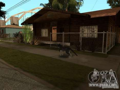 Animales para GTA San Andreas tercera pantalla