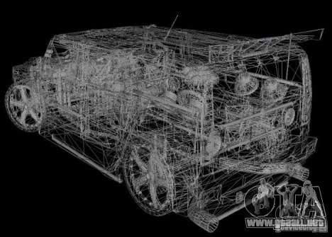 AMG Hummer H2 Hard Tuning v2 para GTA Vice City left