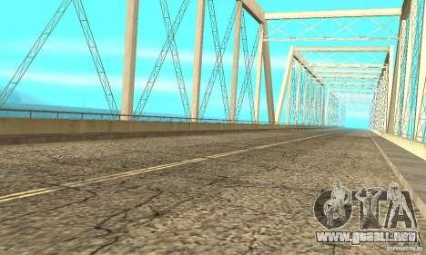 New Island para GTA San Andreas sexta pantalla